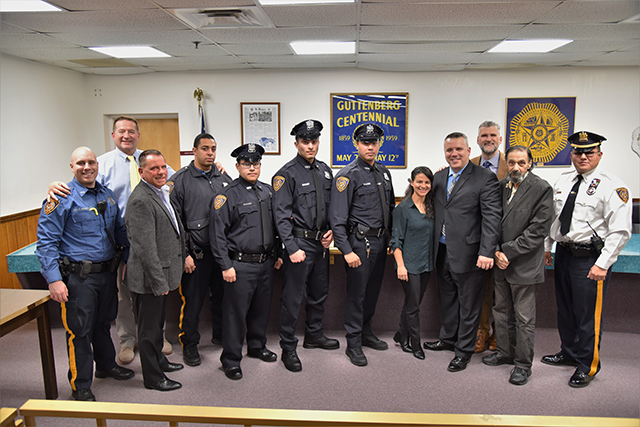 The Official Website of The Town of Guttenberg, NJ - Police Department